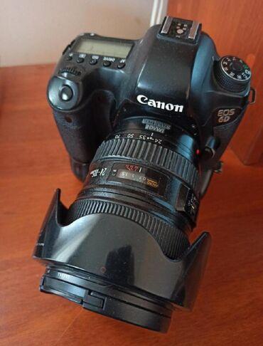 фотоаппарат canon 10d в Кыргызстан: Продаю canon 6d + canon 24-105 f4+ 3 батарейки + Батарейный блок+