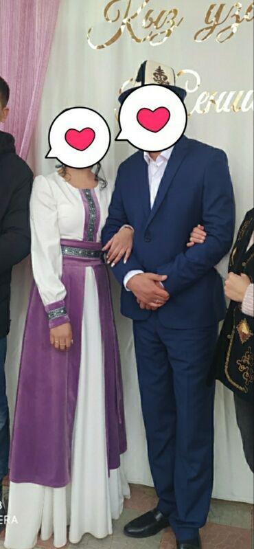 Личные вещи - Чон Сары-Ой: Платье на Кыз узатуу.(42-44)