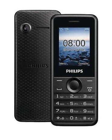 Philips xenium x623 - Кыргызстан: Новый телефон philips E-106 (2х симка) цена 2000сом Аккумулятор (1050