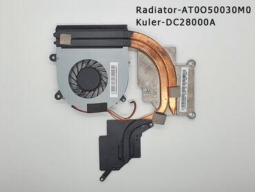 Lenovo G780 noutbukunun radiatoru və kuleriRaditor - ATM0Kuler -