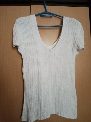 Ženska štrikana bluza,univerzalna veličina
