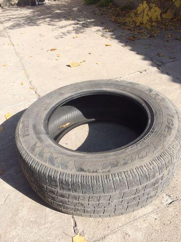 Шины и диски - Бишкек: 215/65/16 - 2шт215/60/16 - 2штНа продажу или на запаскуПродаю минимум