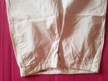 Pantalone bele clockhouse - Srbija: Pantalone GAS Basic, bele