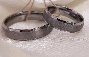 Чёрные кольца из вольфрама - Кыргызстан: Кольца из вольфрама
