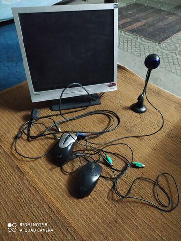 Компьютеры, ноутбуки и планшеты - Беловодское: Beno дисплей tco03. манитор в рабочем состоянии встроенными