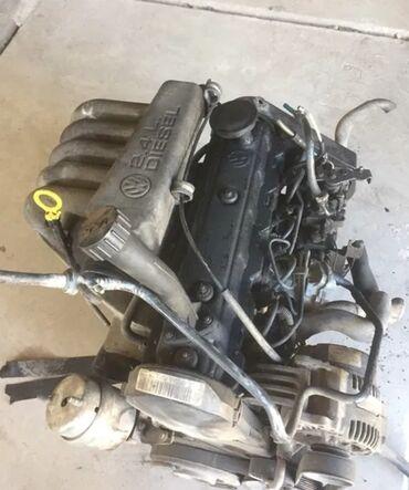 транспортер т4 в Кыргызстан: Двигатель на транспортер Т4 в сборе с навесными . Остался один привозн
