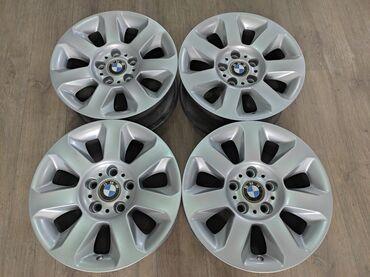 купить диски на авто бишкек в Кыргызстан: Оригинальные диски BMWДиаметр R16Сверловка 5*120Ширина 7.0jВылет