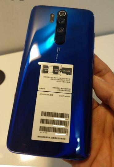 Электроника - Ат-Башы: Xiaomi Redmi Note 8 Pro | 64 ГБ | Синий | Гарантия