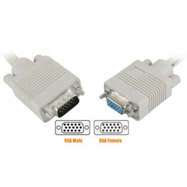 кабели синхронизации vinga в Кыргызстан: Кабель VGA 15x15 (male x female) 3m