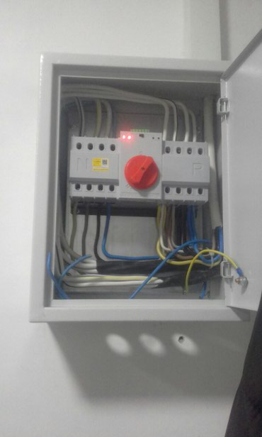 Электро  монтаж любой сложности. +Сантехник. в Лебединовка