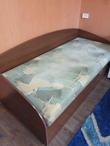Кровати - Кыргызстан: Кровать 0.9×1.9
