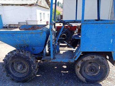 Сельхозтехника - Б/у - Бишкек: Продаем минитрактор очень удобный заводская