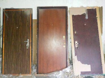Ремонт и строительство - Кызыл-Кия: Двери | Входные | Деревянные, Металлопластиковые