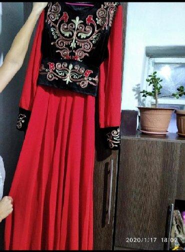 Женская одежда в Беловодское: Сочное платье размер 42-44  Состояние отличное Цена:800сом