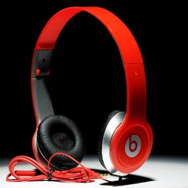 Beats solo monster by dr. Dre   - Nis