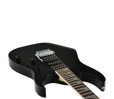 IBANEZ elektro gitara Model: GRG 170 DX-BKN