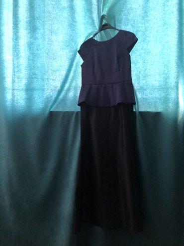 Шикарное платье из тафты. Одевала 1 раз в Бишкек