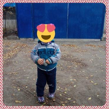 Теплый костюм с 1-2 лет в Бишкек