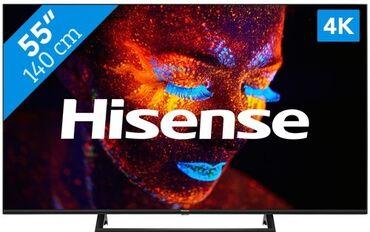 Флагманский смартфон lenovo - Кыргызстан: Телевизор Hisense 55A7300F - новая модель 2020 года - ультра высокое р