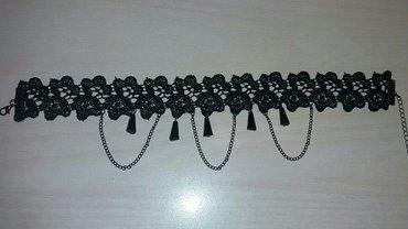 Gratis coker ogrlica uz neki poruceni nakit. - Kosovska Mitrovica