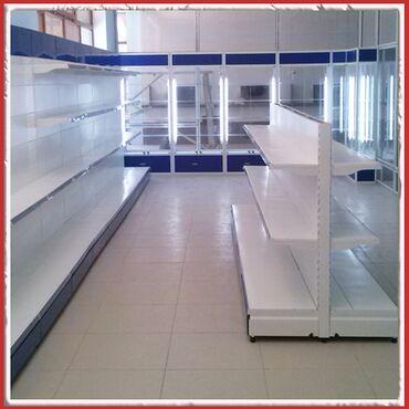 мужская одежда ritter в Кыргызстан: Торговое оборудование, стеллажи, витрины и прилавки. Торговое оборудов