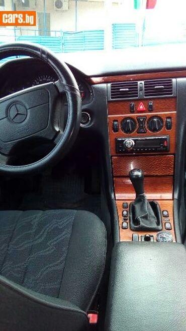 Mercedes-Benz E 200 2 l. 1998 | 201000 km