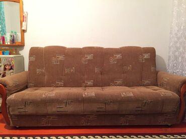 детский деревянный стул купить в Кыргызстан: Продам диван и два кресла за пять тысяч, комод за две тысячи, детский
