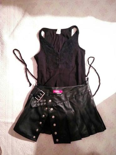 Suknja patrizia - Srbija: Suknja + majica. Pojedinacno cena suknja 500, majica 200