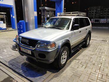 Mitsubishi в Кыргызстан: Mitsubishi Montero Sport 3.5 л. 2001 | 0 км