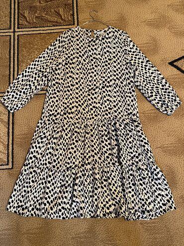 платье миди в Кыргызстан: Продаётся Платье в идеальном состоянии. Размер стандарт, идеальное пла