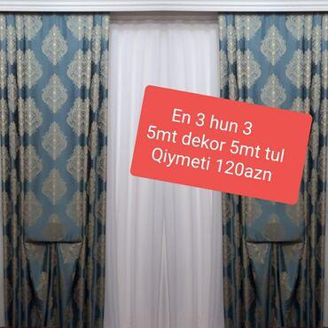 perde - Azərbaycan: Yenidir magazadan satisdir.magazaya yaxinlasib istediyiniz perdeni