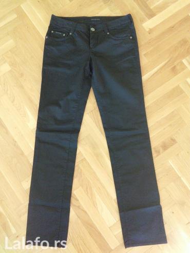 Calvin-klein - Srbija: Calvin klein crne pantalone, veličina 27, ali odgovara broju 29. Kao