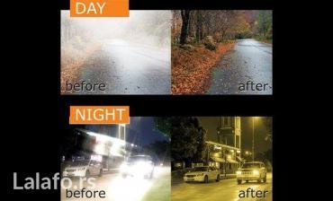 Prestanite da vozite sa zaslepljujućim odsjajem i pod opasnim in Belgrade