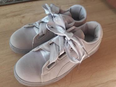 мужские кроссовки puma в Кыргызстан: Продаю кроссовки Puma под оригинал, размер 36, состояние как новое