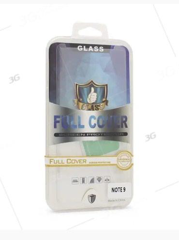 Xiaomi redmi note 4 3 32 silver - Srbija: Tempered glass za Samsung N960 Note 9 zakrivljeni transparent