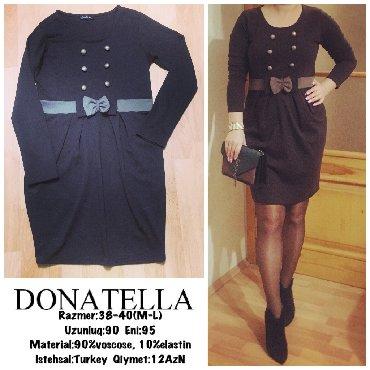 Don Donatella 38-40 bedene uygundi