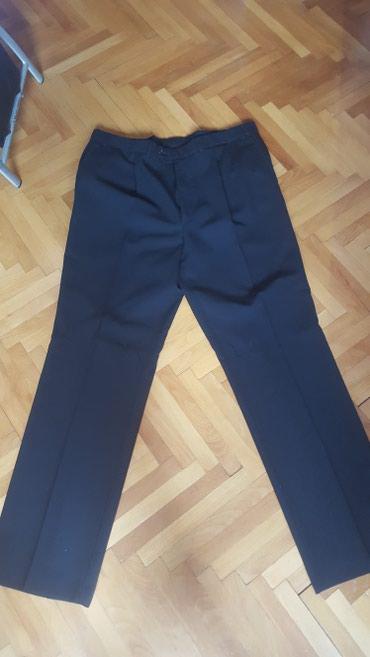 Muške Pantalone   Kragujevac: Nove muske panralone,58 broj,kvalitetne,700din
