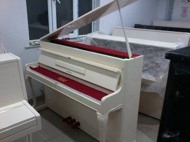 Bakı şəhərində Zimmermann Almaniya İstehsali Piano Satilir Əla ideal vəziyyətdə