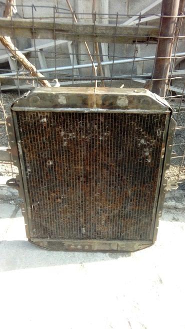 Продаю 4-х рядный радиатор на маз, в Кок-Ой