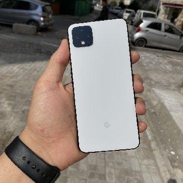 Google Nexus в Кыргызстан: Google Pixel 4 XL Память: 6/64гб Состояние: как новый Комплект полный