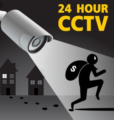 Камеры-видеонаблюдения - Кыргызстан: Продажа-Установкавидео камеры камеравидеонаблюдение камера
