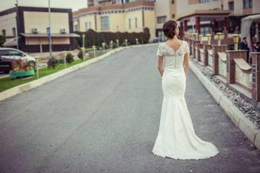 """Свадебные платья - Кок-Ой: Продается очень красивое свадебное платье, силуэт """"Русалка"""", цвет """"Айв"""