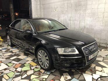 audi a3 16 s tronic в Кыргызстан: Audi A8 4.2 л. 2006