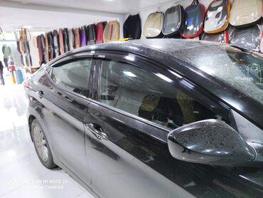 Hyundai Elantra qapi ustu kuleklik.Mehsul berk pşastik materialdan