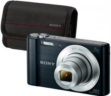 Срочно! Sony DSC-W810 состояние нового фотоаппарата. Полный комплект с