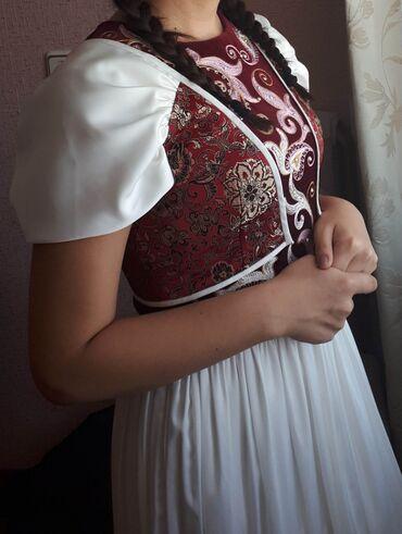 """витамин д 5000 купить в бишкеке в Кыргызстан: Продаю платье на Кыз узатуу, сшито в """"By Mery Nargis"""", надевала один"""
