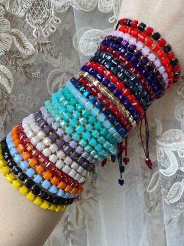 qizil qolbaqlar ve qiymetleri в Азербайджан: Sevilen rengli qizil ve herfli qolbaqlar satışda,topdan satış