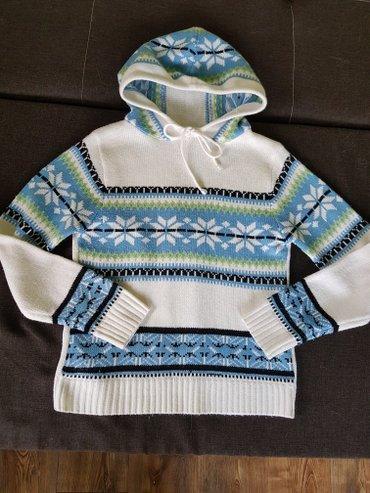 Красивый свитер,размер 42-44 в Лебединовка
