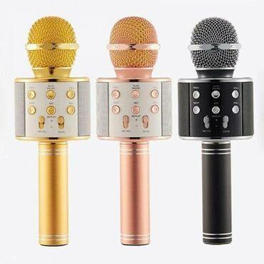 Mikrofonlar - Azərbaycan: MİKROFON. Karaoke. Səs yazan. Səs gücləndirici. Mikrafon.Metrolara