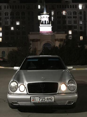 сенсорная плита бош в Кыргызстан: Mercedes-Benz E 230 2.3 л. 1996